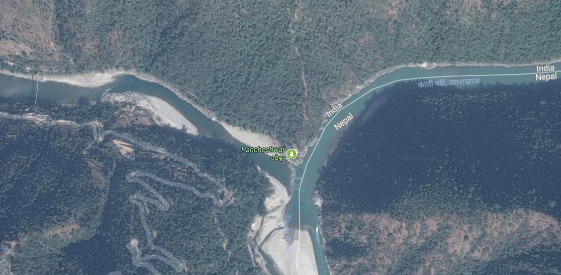 pancheshwar dam