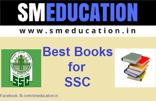 Best Books for ssc